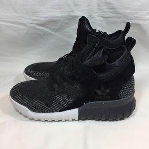 adidas Zapatos | Tubular X Primeknit Pk Pk Primeknit Negro Blanco Sneakers | Poshmark 1e978b